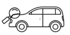 kontrola vozidla, odporúčania pre požičanie vozidla, lacné požičanie auta