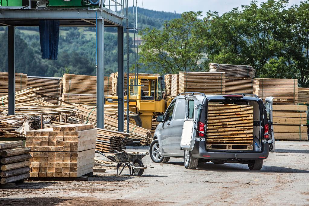 Mercedes-Benz Vito za najlepšie ceny. Výhodný prenájom úžitkového vozidla.