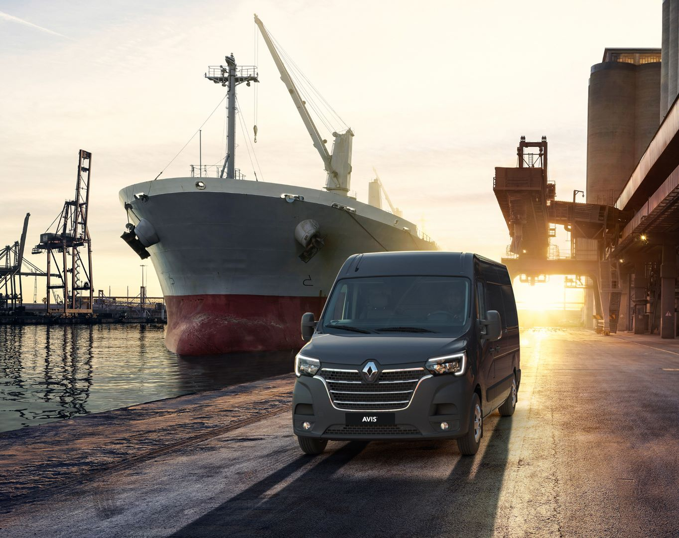 Nový Renault Master v Avise