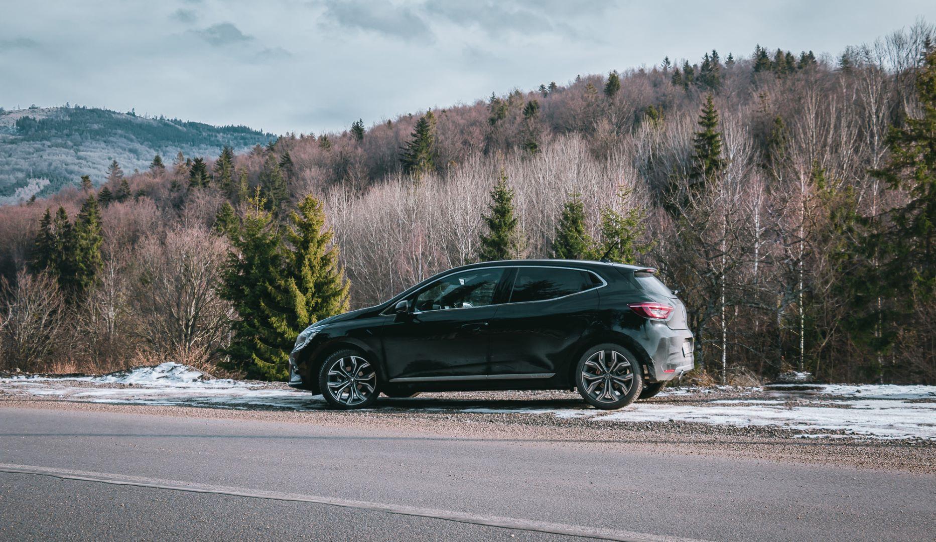Nové Renault Clio v Avise